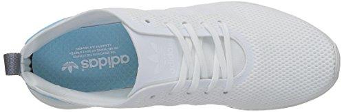 Adidas - Zx Flux Adv Smooth W - S78965 - Colore: Bianco - Dimensione: 6.0