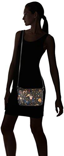 De 214p44088 Piero Profondo Y Mujer Bolsos Guidi Shoppers Negro Hombro nero CxxXwZ