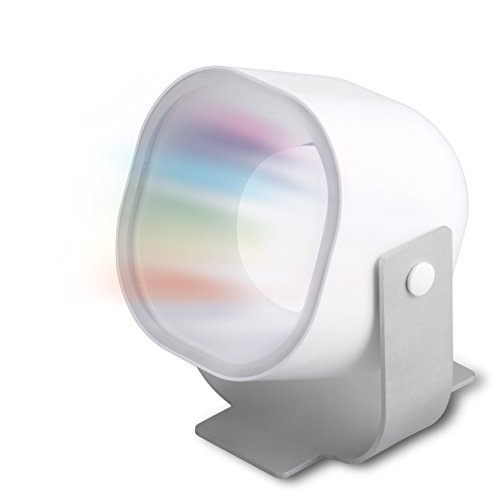 iDual Lilac LED Smart Portable Mini Projector Light, Works with iDual Remote (Sold Separately) by iDual (Image #1)