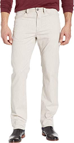 34 Heritage Men's Charisma Relaxed Fit in Beige Cashmere Beige Cashmere 34 32