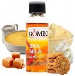 E-liquid BOMBO BRANILA – BRANILA 50ml – cremoso sabor vainilla ...