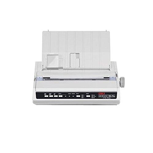 Okidata 62448801 Ml186plus Black Serial 120v [e/f/s]