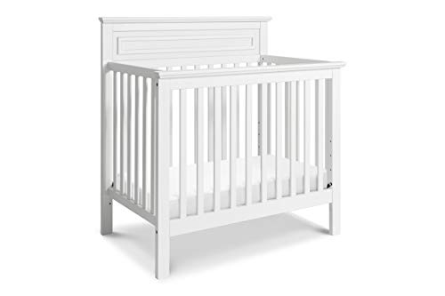 Davinci Autumn 2 in 1 Convertible Mini Crib, White