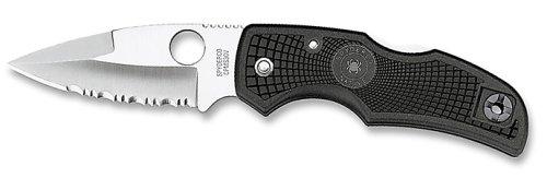 Spyderco C41PSBK Native Lockback Knife, Outdoor Stuffs