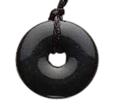 smart-mom-teething-bling-donut-shaped-pendant-necklace-onyx