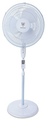 Midea International Trading FS40-8JRA 16-Inch Stand Fan with Remote Control - Quantity 1