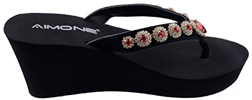 AIMONEOlina - Pantofole a Stivaletto donna