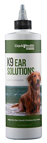 Liquid Health For Animals K9 Ear Solutions 12 oz Liquid by Liquid Health (Image #3)