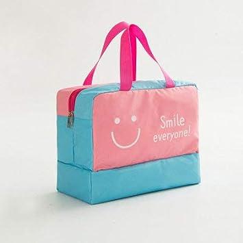 Amazon.com: All Like - Bolsa de mano impermeable para la ...