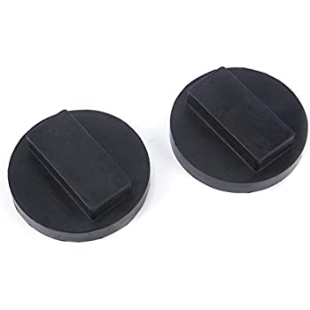 Easycosy Universal Jack Pad Adapter for BMW and Mini Rubber Frame Rail Pinch Weld Protector for Jack Stand Jack Block