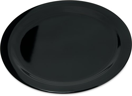 Carlisle 4350003 Dallas Ware Melamine Dinner Plate, 10.20