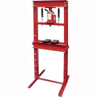 Ton Hydraulic 20 Shop Press (20 Ton Air Floor Hydraulic Shop Press)