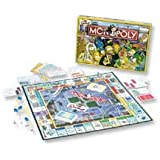 MONOPOLY THE SIMPSONS by Monopoly