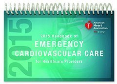 The 2015 edition of the Handbook of ECC incorporates the latest science and treatment recommendations from the 2015 AHA Guidelines Update for CPR and ECC. This pocket-sized reference tool, highly-popular among healthcare professionals, provid...