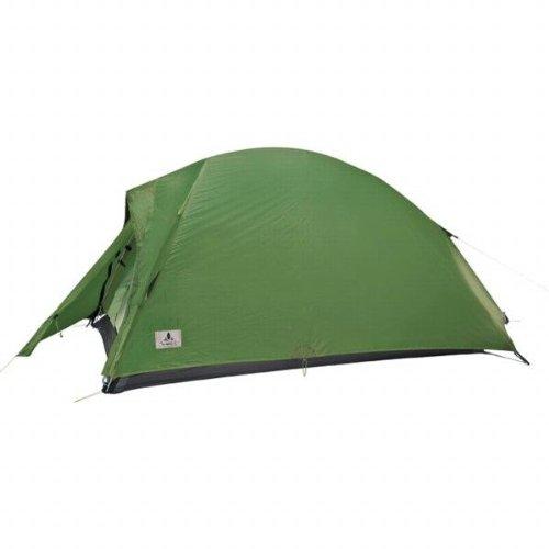 Vaude Hogan Ultralight 2 Persons Tent, Green, Outdoor Stuffs