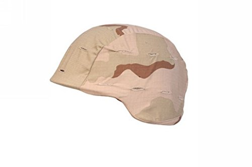 5 Star PASGT Helmet Cover, Ripstop PolyCotton, Black, Extra Small/Small ()