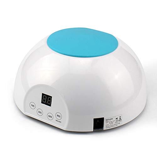 ランチ運命的な動脈ネイル光線療法機36Wデジタルディスプレイ21 UV/LEDランプビーズネイルドライヤー