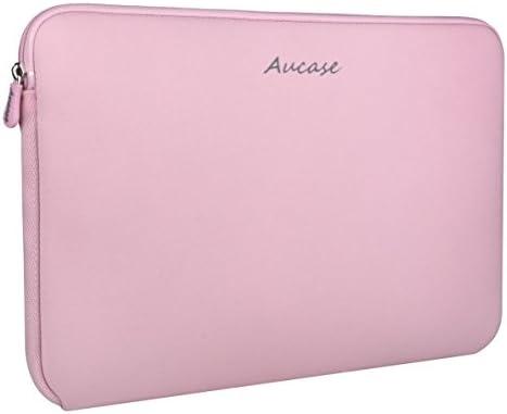 Aucase 1314 inch Laptophoes Tablet Aktetas Draagtas Dieste Lichte Neopreen Waterbestendig Bescherming Laptop Beschermhoes