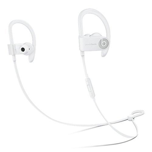 Powerbeats3 Wireless In-Ear Headphones - White (Certified Refurbished) by Beats
