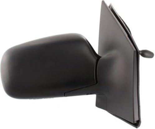 New Driver Side Mirror 2000-2005 Toyota Echo Coupe//Sedan Manual Remote Non-Heat