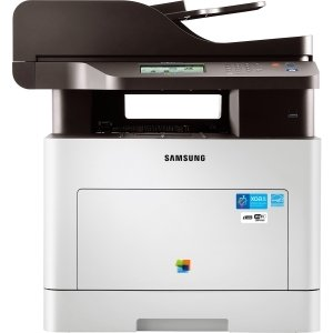 Samsung ProXpress SL-C2670FW Laser Multifunction Printer - Color - Plain Paper Print - Desktop - Copier/Fax/Printer/Scanner - 27 ppm Mono/27 ppm Color Print - 9600 x 600 dpi Print - (Text Laser High Gloss Paper)