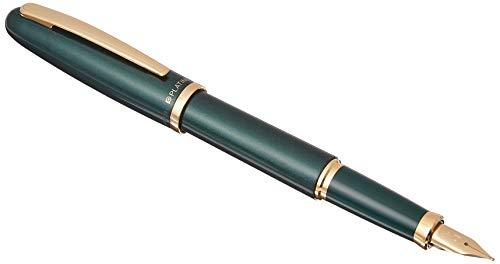 Platinum fountain pen balance in di Green PGB-3000 # 49-3