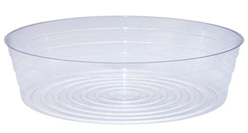 CWP DL-14001 Deep Heavy Gauge Vinyl Basket Liner, 14-Inch, Clear
