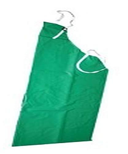 - Tingley A41008 Safetyflex PVC on Polyester Acid Apron, Standard, Green