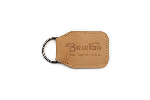Brixton Men's Tribute Key Chain, Natural, O/S by Brixton
