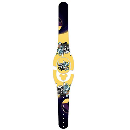 ShopEmilyG Skin for MagicBand 2 Decal | Halloween Mash Up MagicBand 2.0 Skin | Made in the -