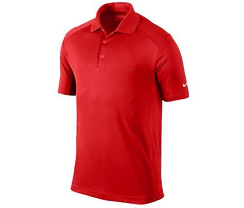 Nike Men's Golf Dri-fit Victory Polo Red 818050 657 (s)