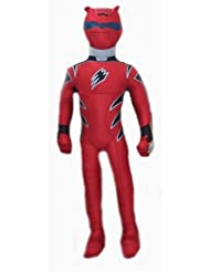Power Rangers Jungle Fury 15 Red Ranger Plush Doll