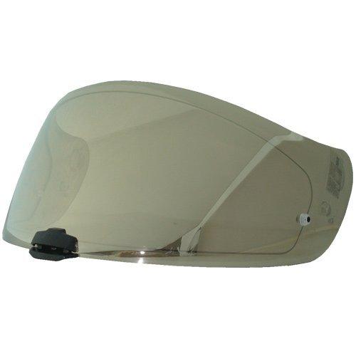 HJC Helmets HJ-20M Unisex-Adult Full-Face-Helmet-Style Replacement Helmet Face Shield (Silver,One Size) by HJC Helmets