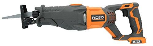 Ridgid Orbital 18V Cordless Reciprocating Saw X4 R8641B Bare