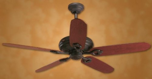 Hunter Ceiling Fans 28152 Cote D´Azur Fan - Weathered Bronze Indoor Fan 54