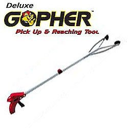 Deluxe Gopher- Pick up & Reaching Tool