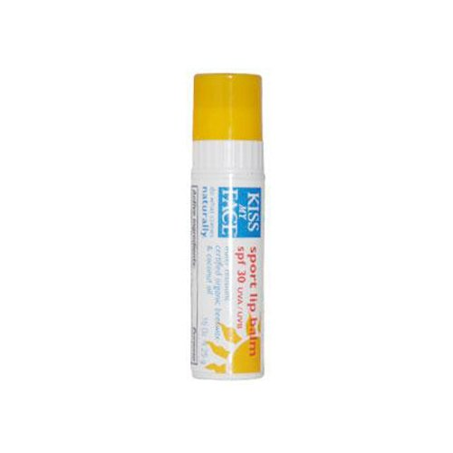 Kiss My Face Lip Balm Spf30 - Kiss My Moisturizer Butter Face