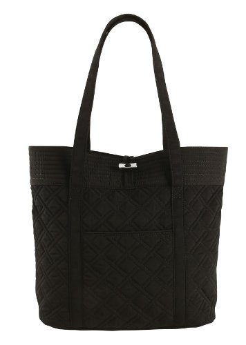 Vera Bradley Vera – Solids (Black), Bags Central