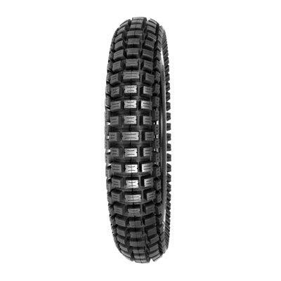 Motoz Mountain Hybrid Rear Tire 120/100x18 Tube Type for Husqvarna WR 250 2004 Motoz Tyres