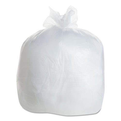 Flexsol Packaging Corp. Medium-Weight Roll Garbage Can Liner 30 X 37,