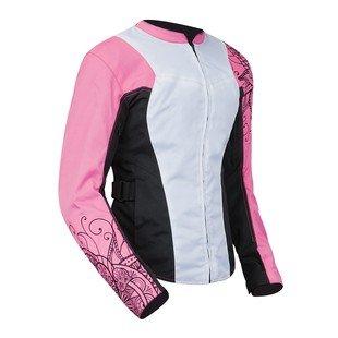 - Street & Steel Heart Throb Too Women's Jacket - SM - Pink/Black