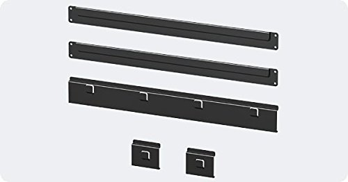 """Hercke Series 7 Channel Mount System Component – Modular Storage Cabinets (1.57""""D x 30""""W x 7.09""""H) by Hercke"""