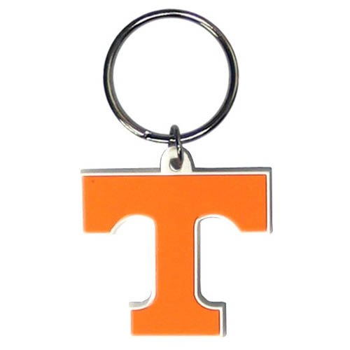 Tennessee Volunteers Ncaa Key Ring - Siskiyou NCAA Tennessee Volunteers Team Logo Flex Key Chain