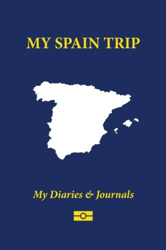 Download My Spain Trip: Blank Travel Notebook Pocket Size (4x6), 110 Ruled + 10 Blank Pages, Soft Cover (Blank Travel Journal) (Volume 14) PDF