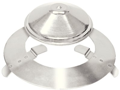 Marine Kettle Accessories Radiant Plate & Dome Assembly, Party (Magma Radiant Kettle)