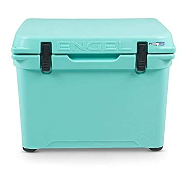 Engel 50 Insulated Roto Molded High Performance IGBC Cert Bear Resistant Cooler