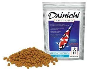 Picture of Dainichi Growth Plus, Medium Pellet (22LB)