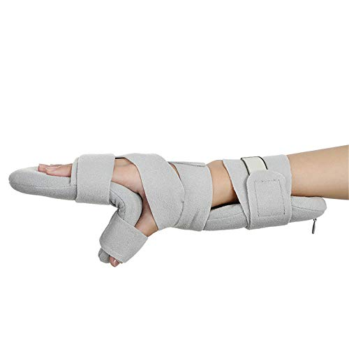(LANGYINH Finger Training Device,Finger Splint Fingerboard,Stroke Rehab Equipment,for Stroke/Hemiplegia/Traumatic Brain Injury (One Size,Left and Right Hand),righthand)