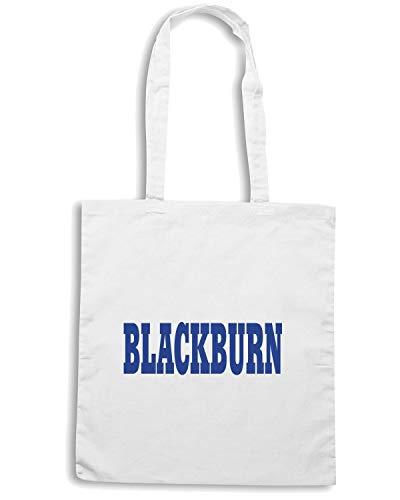 BLACKBURN Shopper Bianca WC0714 Borsa Borsa Shopper q7w8YY