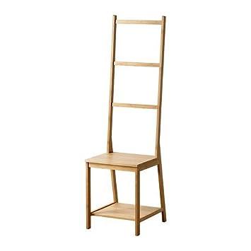 Ikea Rågrund Chaise De Salle De Bains Avec Porte Serviettes